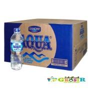 AQUA BOTOL 600ml/DUS (isi 24 botol)