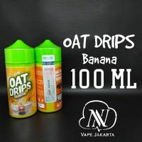 Liquid Oat Drips V3 Banana 100ml