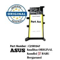 Batere Laptop Original Asus X555D X555DG X555DA X555BP baterai batre