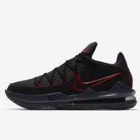 Sepatu Basket Nike Lebron 17 Low Bred Original CD5007-001