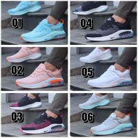 Sepatu Nike Joyride Run Flyknit Black White Blue Pink Green