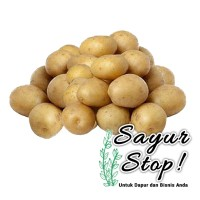 Baby Potato / Kentang Kecil / Kentang Rendang 250 gram (Sayur Stop!)