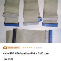 Kabel IDE ATA buat hardisk - dvd rom