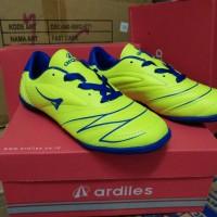 Sepatu futsal anak Ardiles Hijau biru Size 30-33 Original