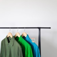 Kaos polo shirt kerah hijau - army - toska uk S, M, L, XL, XXL, XXXL