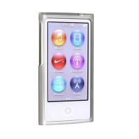 Casing TPU Karet Warna Putih untuk Apple iPod Nano 7th generation