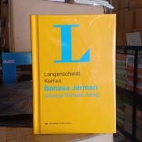 Original Kamus Bahasa Jerman Langenscheidt Erlangga