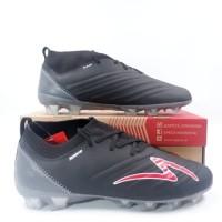 Sepatu Bola Specs Swervo Galactica Elite FG Black 101100 Original
