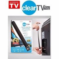 Antena TV indoor digital clear TV key HDTV-Full HD-Hitam