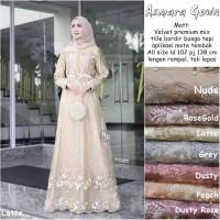 Gamis seragam Baju pesta - Dress Muslim Wanita Modern - Gamis Murah...