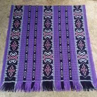 Kain tenun ethnic jepara blanket pilih motif ntt sumba dll KT29