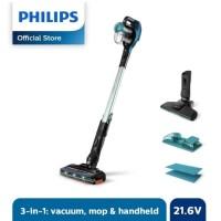 PHILIPS Cordless Stick Vacuum Cleaner - FC6728