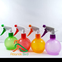 Botol spray plastik/Botol semprotan air 300mil Avion