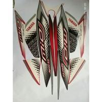 stiker striping yamaha mio j 2013 hitam merah