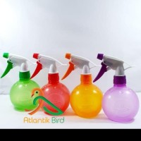 Botol spray plastik/semprotan air 300 mil merek avion