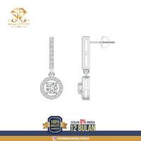 SINAR BERLIAN Jewellery - Anting berlian eropa asli F VVS SB55