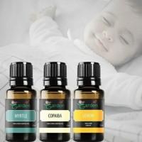 Our Garden Essential Oil Paket Batuk Pilek Untuk Bayi Aroma Terapi