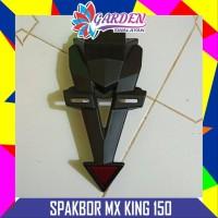 AKSESORIS MOTOR MX KING 150 - SPAKBOR BELAKANG UNIVERSAL TRANSFORMER
