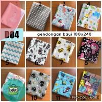 Murah Best Seller Gendongan Bayi Cukin Baby Wrap Gaya Hanaroo