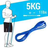 Domyos training band 5 kg elastic blue Decathlon - 2721020