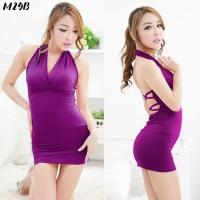 S-XXL Mini Dress Lingerie Clubwear Baju Seksi Clubbing   Baju Tidur  