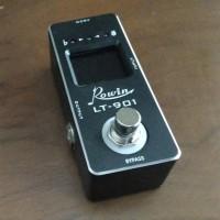 Rowin LT-901 Mini Pedal Tuner Efek Gitar Stompbox (NEW) Berkualitas