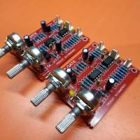 Noise Gate Anti Feedback Microphone 393 Kit