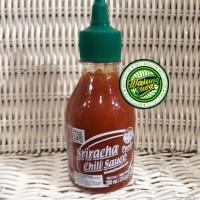 saus pantai sriracha chili sauce 200 gram