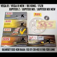 GIRSET RX KING/FIZR JUPITER MX/JUPITER Z/VEGA R /SSS BAJA 428 120 HSBT