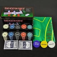 Bargaining Poker chips set 200pcs Poker chips & Poker table blackjack