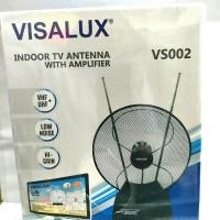 Visalux VS 002 Antena Tv Dalam / Indoor with amplifier