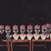 Topeng Badut Clown Slipknot
