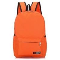 Tas Ransel Kanvas Unisex Backpack Bag 1219-60