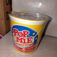 POP Mie Kari Ayam Indomie 75 gr ENAK Mantap Murah