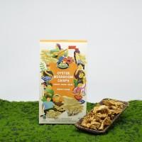 Keripik Jamur Cheese Bionic Farm 50 g