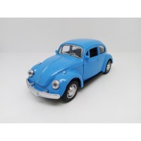 Die Cast Auto World - Volkswagen Beetle - Blue - 1:32 - 3204BL