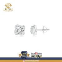 SINAR BERLIAN Jewellery - Anting berlian eropa asli F VVS SB350
