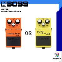 Boss DS-1 or SD-1 / DS1 / DS 1 / SD1 /SD 1 Guitar Effect