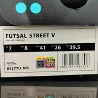Best Seller Sepatu Futsal - Umbro Futsal Street V 81277U Aye Dark