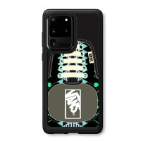 Casing Samsung Galaxy S20 Ultra Vans SHoes Aztec Pattern BLACK J0209