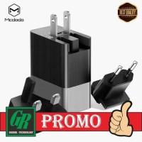 MCDODO Travel Charger USB 3 Port 3.4A - CH-5341 - Hitam