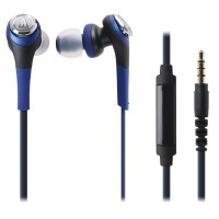 Audio technica/Iron triangle ATH-CKS550iS in-ear bass headset K song
