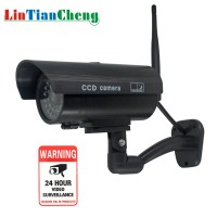 Dummy cctv Camera Bullet Waterproof Outdoor With WiFi Antenna For