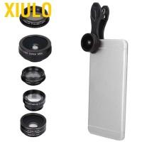 Set Lensa Kamera Handphone hflo APEXEL Fisheye 0.36x Wide Angle CPL