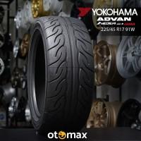 Ban Mobil Yokohama Advan Neova AD08R 225/45 R17 91W JAPAN