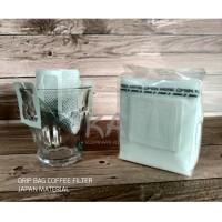 Drip Bag Coffee Filter Japan Material 50 pcs