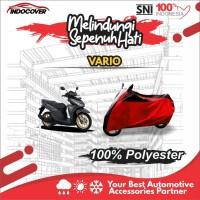 BODY COVER MOTOR VARIO 110/125/150 SARUNG MOTOR VARIO 110/125/150 - Hitam
