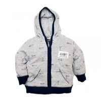 Jaket Topi Little sweater bayi jaket anak jaket newborn baju panjang