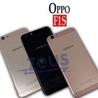 Backdoor Tutupan Baterai Back Casing Housing Oppo F1S A59 Metal - GOLD