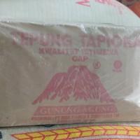 Tepung Sagu Tapioka Aci Cap Gunung Agung Kemasan 1dus